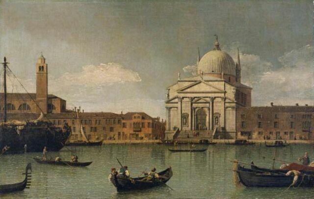 Церковь ил Реденторе в Венеции