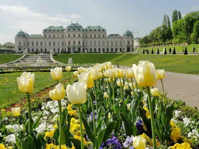 Куда поехать отдыхать весной