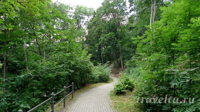 прогулка по Вернигероде