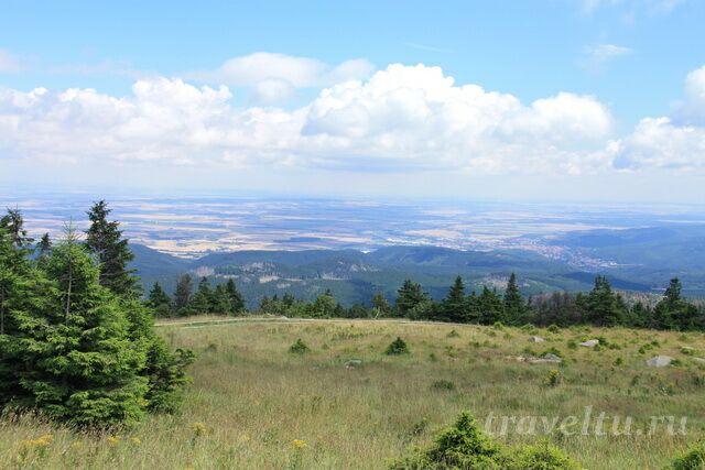 Гора Брокен