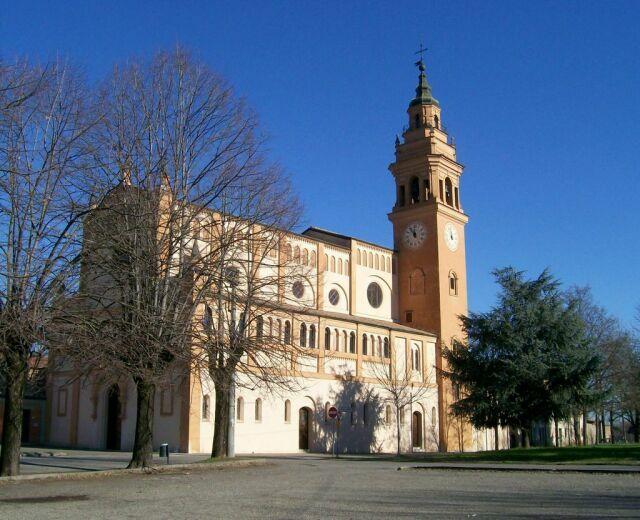 Святилище Мадонна-дель-Ольмо