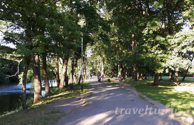 Парк Южный Калининград