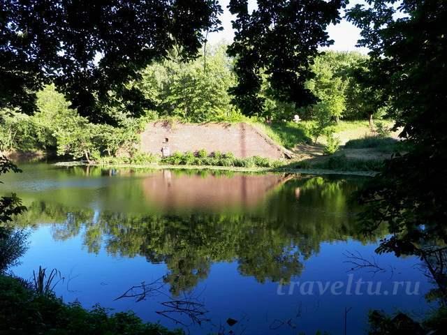 Калининград парк Южный