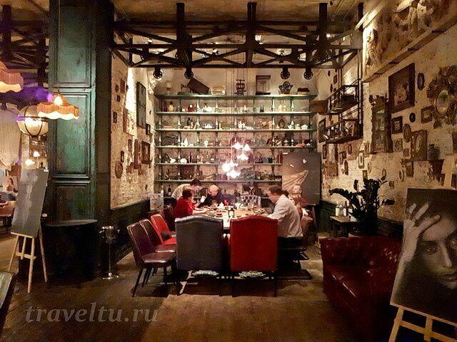 Ресторан Казбек библиотека
