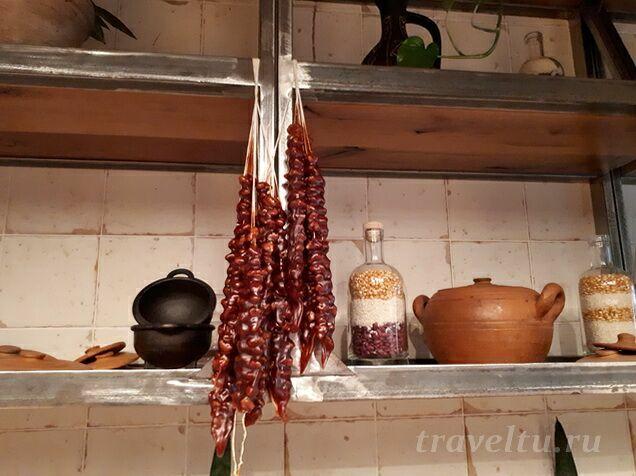 Ресторан Казбек чурчхела
