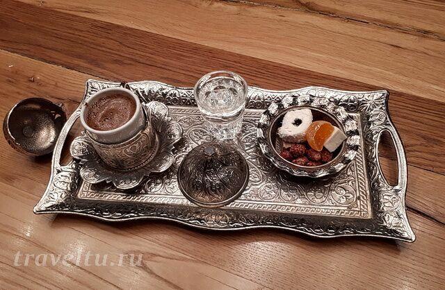 Ресторан Казбек кофе