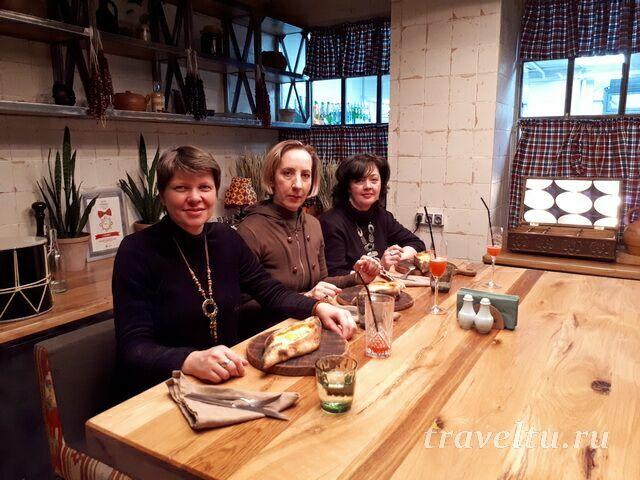 Ресторан Казбек в Москве