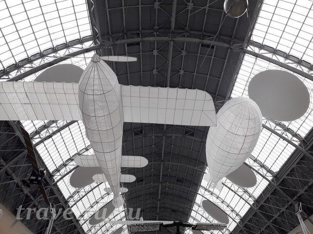 Первые воздухоплавательные аппараты