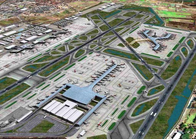 Терминалы аэропорт Эль Прат